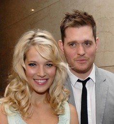 Michael Buble to become a dad