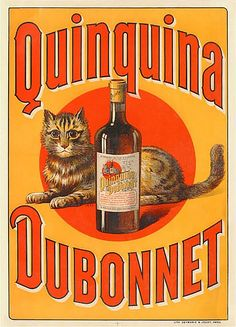 Quinquina Dubonnet vintage ad
