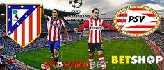Ατλέτικο Μαδρίτης  – Αιντχόφεν - http://stoiximabet.com/atletico-psv/ #stoixima #pamestoixima #stoiximabet #bettingtips #στοιχημα #προγνωστικα #FootballTips #FreeBettingTips #stoiximabet