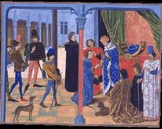 Chroniques de Jean Froissard, XVe, (Bibliothèque nationale de France)
