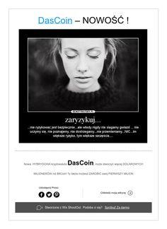 DasCoin – NOWOŚĆ !