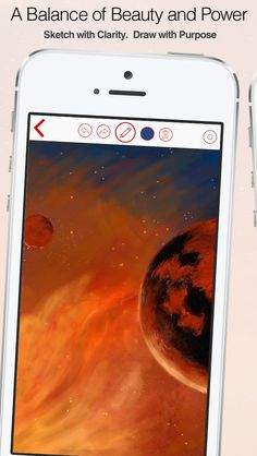 Zen Sketch - The Art of Drawing and Sketching on App Store:   Zen Sketch is a cross between a note-taking and a painting app. We wanted to give people an app with a balance between power and simplicity: A place...  Developer: Fishington Studios  Download at http://ift.tt/1VZIF5M