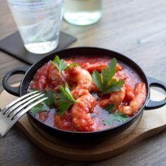 Garlic Prawns   #Recipe #ChefsArmoury