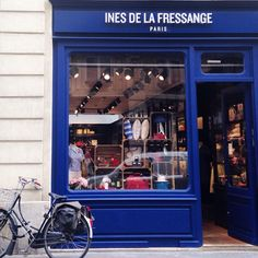I almost booked a last minute flight to Paris this weekend because my favorite brocante,printemps brocante de la rue de Bretagne, is taking place in the Marais. I'm kicking myself now that I didn't because Ines de la Fressange has also just opened aneweponymous boutiquein the 7th arrondissement. It's filled with a chic combination of […]