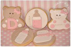 Galletas decoradas de bebés, regalos para nacimientos