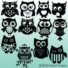 This listing is for an INSTANT DOWNLOAD for 12 owl silhouette Images, as shown in the images above. ♥♥♥♥♥♥♥♥♥♥♥♥♥♥♥♥♥♥♥♥♥♥♥♥♥♥♥♥♥♥♥♥♥♥♥♥♥♥♥♥♥♥♥♥♥♥♥♥♥♥♥♥♥♥♥♥♥♥♥♥♥ Instant Download Pack Contains: Quantity: 12 PNG solid images with transparent backgrounds Format: 300 dpi Silhouettes in zipped file for easy downloading You can change the size to your needs. Also can be colored in another color with photoshop or a similar program. ♥♥♥♥♥♥♥♥♥♥♥♥♥♥♥♥♥♥♥♥♥♥♥♥♥♥♥♥♥♥♥♥♥♥♥♥♥♥♥♥♥♥♥♥♥♥♥♥♥♥♥♥♥♥♥♥♥♥♥♥♥ I...