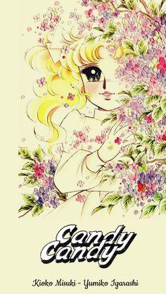 Portada Manga por Sólo-Lectores. Kyoko Misuki- Candice White Andre by Yumiko Igarashi color sleeve ✤ ||キャンディキャンディ• concept art, #manga #BD #historieta #shojo #anime #comics #cartoon from the art Yumiko Igarashi|| ✤ https://es.pinterest.com/kunstler9/   Solo- Lectores ^3^