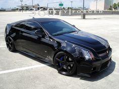 Cadillac CTSV...