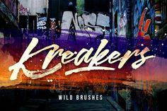 Kreakers + Swash 25% OFF by Putra Khan Studio on @creativemarket