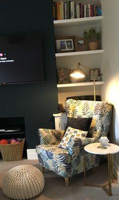 Ikea Strandmon Gillhov armchair