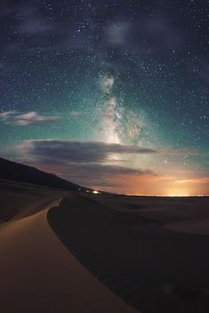 Milky Way Nightscape | Mike Berenson