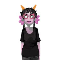 Meenah what even is this i'm so confused