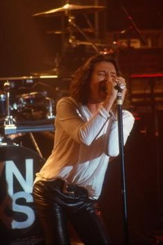 Michael Hutchence-there were too many good photos...