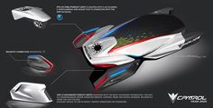 BMW ePatrol Concept Design Board
