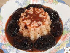 Retete mancare de orez cu prune de post reteta traditionala de casa Ethnic Recipes, Food, Fine Dining, Eten, Meals, Diet