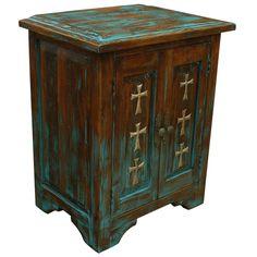 El Milagro Copper End Table