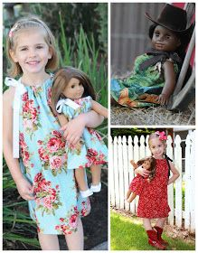Creative Stitches: Pillowcase Dress Tutorial for American Girl Doll