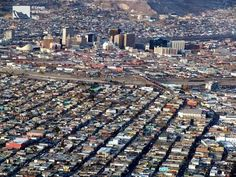 Juarez - Mexico, can't believe I used to walk over the boarder with my friends on Friday and Saturday nights.