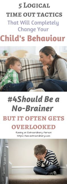 Time Out Tactics That Will Completely Change Your Childs Behaviour