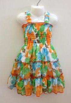 3783-01-2 Chiffon Dress