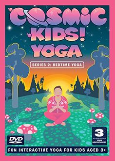 Cosmic Kids Yoga  Series 2 DVD Bedtime Yoga *** Details can be found by clicking on the image.  This link participates in Amazon Service LLC Associates Program, a program designed to let participant earn advertising fees by advertising and linking to Amazon.com.