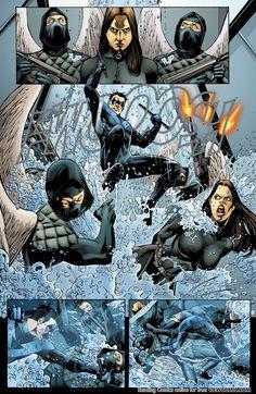 Nightwing v2 146 (2008)  Pg11