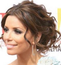 Give your beautiful locks a touch of glamour with one of these 15 incredibly chic updos for medium length hair!. Description from darkbrownhairs.net. I searched for this on bing.com/images