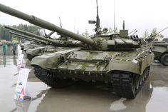 The T-72B3 is the Russian Armies most advanced in service Tank