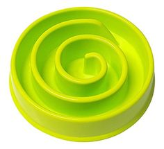 Alpha Dog Series Fun Feeder Slow Feeder Interactive Bloat Stop Dog Bowl * You can find more details by visiting the image link. (This is an affiliate link and I receive a commission for the sales) Dog Accesories, Slow Feeder, Alpha Dog, Dog Feeding, Neon Yellow, Dog Bowls, Dogs, Image Link, Fun