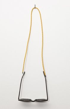 A.K.O Guise - Glasses Strap Yellow