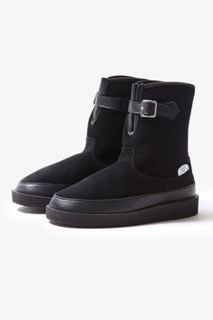 SHERPA BOOT 2/A-B VIBRAM - STRAP & BUCKLE | BOOTS | COVERCHORD
