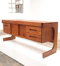 Sideboard, Lou Hodges, 1974