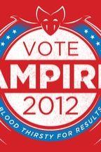 Vote Vampires!  T-shirt