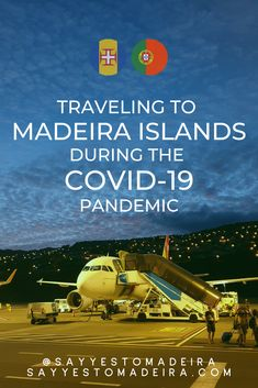 Travelling to Madeira Island & Porto Santo during the Covid-19 pandemic - current situation & tips for travellers #madeira #funchal #portugal Funchal, Azores, Sports Activities, Algarve, Go Outside, Lisbon, The Locals, Travel Inspiration, Autumn