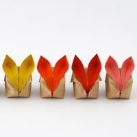 DIY Make Cute Origami Bunny Decorations DIY Origami DIY Craft