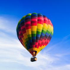 Hot air balloon taking off in Linköping, Sweden. Hot Air Balloon Cartoon, Galaxy Phone Wallpaper, Balloon Pictures, Elephants Photos, Air Ballon, Colourful Balloons, Colorful, Cool Wallpapers For Phones, Rainbow Aesthetic