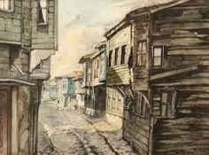 A street in old Istanbul