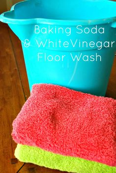 Just Another Day in Paradise: A Pinteresting Wednesday: Baking Soda and White Vinegar Floor Wash