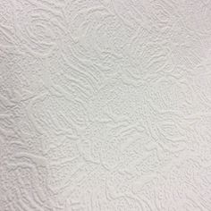 Paintable Wallpaper From I Love Wallpaper™ White Textured Wallpaper, Plain Wallpaper, Love Wallpaper, Hallway Wallpaper, Paintable Wallpaper, Pure White, Pure Products, Pattern, Inspiration