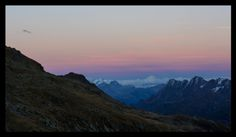Tramonto by Sabina Lombardo Precious Moments, My Photos, In This Moment, Mountains, Nature, Travel, Life, Voyage, Viajes