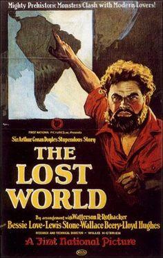 El mundo perdido (1925) - FilmAffinity