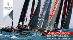 America's Cup  Best Sailors - The Fastest Boats