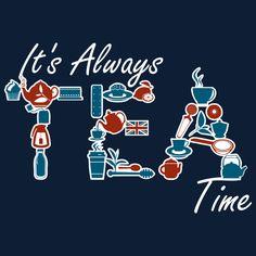 Always Tea Time - Ne