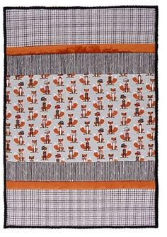 Sir Fox Sensational Cuddle Kit now available in-store and online at Oklahoma's largest quilt shop!