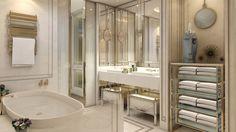 SRSS Interior Design Studio I Rooms and Suites | Haikou Luxury Hotel | The Langham, Haikou