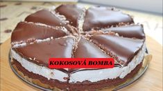 Výborný nápad na luxusný kokosový dezert s čokoládou a úplne jednoduchou piškótou. Tiramisu, Cake, Ethnic Recipes, Food, Basket, Kuchen, Essen, Meals, Tiramisu Cake
