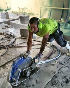 #superman  #concretecuttingmiami #concretecutting #concreteconnection #miami #miamibeach #coralgables #gablesestates #construction #constructionsite #generalcontractor #concretelife #handsawing