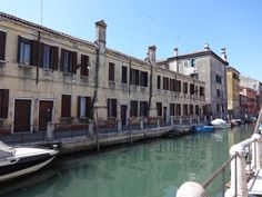 The other Venice, where the tourists are scarce.