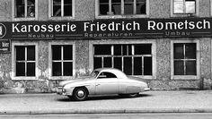 ca 1950 Karosserie Friedrich Rometsch Berlin-Halensee
