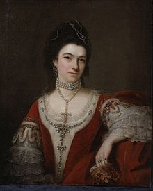 Jane Roberts,Duchess of St Albans, 1768